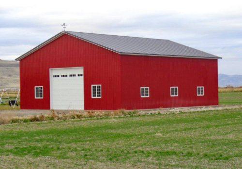 Garages--barns-125